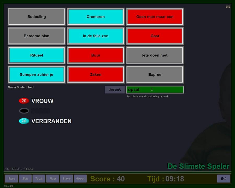 City Promotie Software De Slimste Speler
